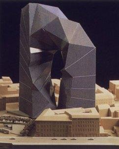 Moebius building