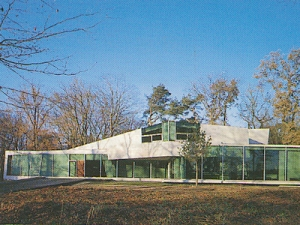The mobius house